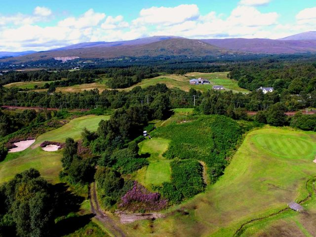 Fort William course overview