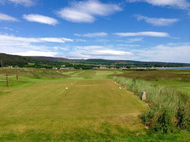 Golspie Golf Club