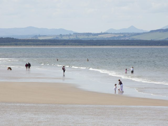 Nairn Beach, Nairn, Highlands