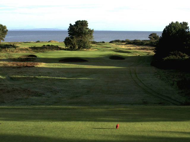 Nairn Golf Club 14th