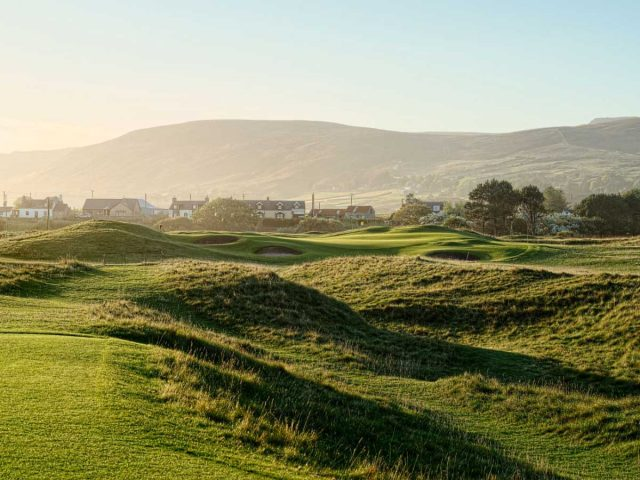 Brora Golf Club - 6th
