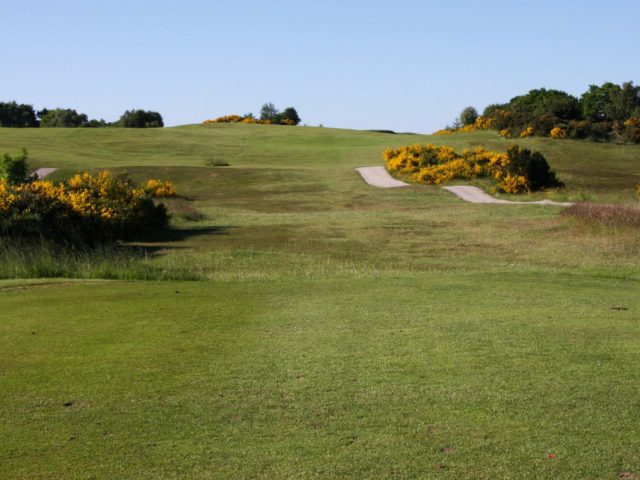 Muir of Ord Golf Club 7th hole