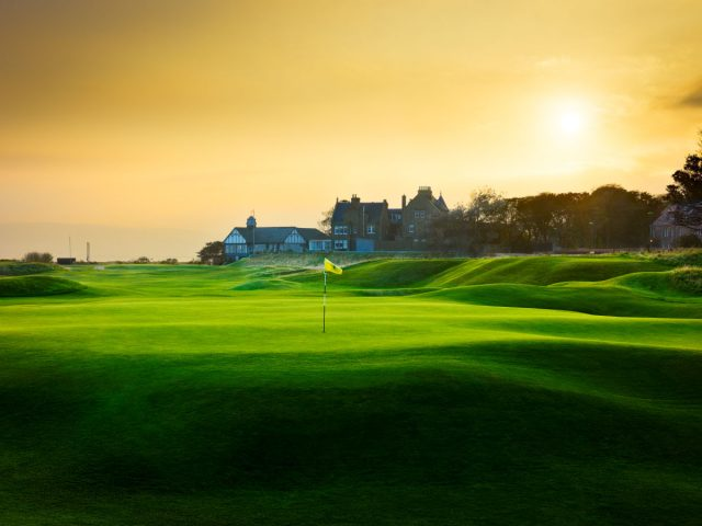 Royal Dornoch 1st Green Championship