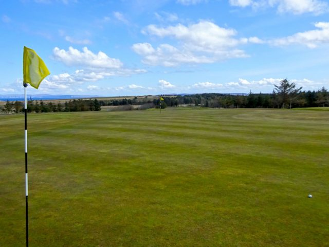 Thurso Golf Club Orkney View